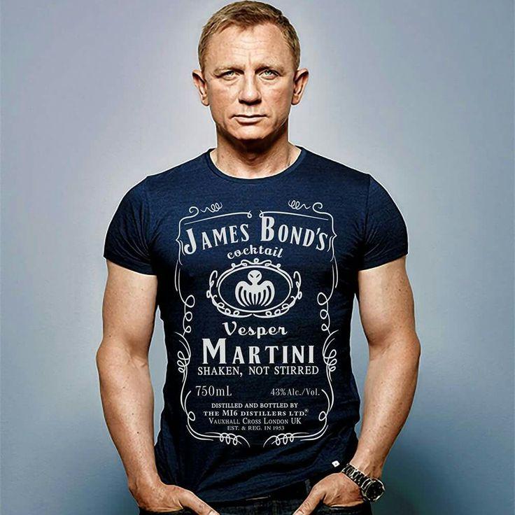 James Bond Vesper martini                                                                                                                                                                                 More