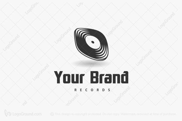 Logo for sale: Warped Records Logo