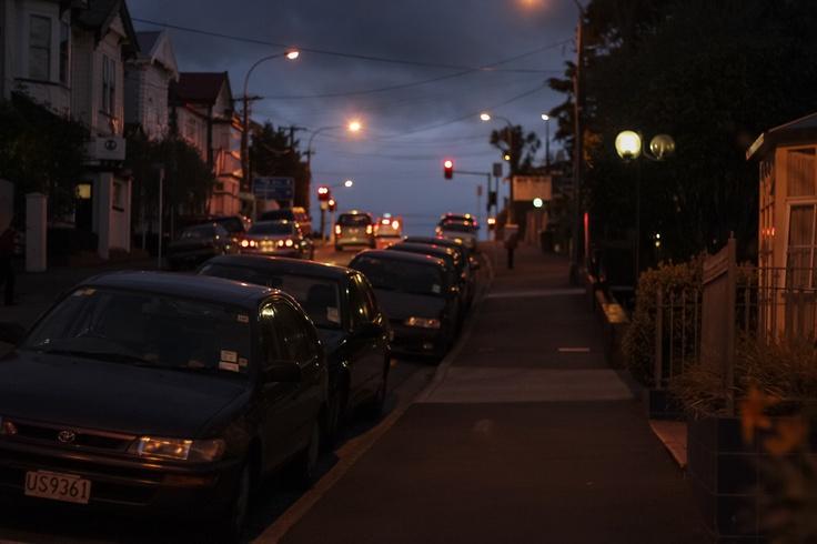 It amazes me how much Wellington resembles San Francisco.
