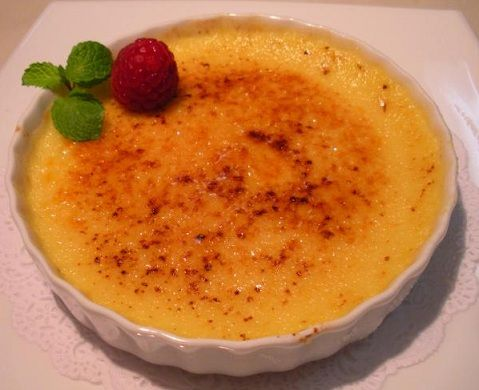 Creme Brulee Recipe, Perfect Creme Brulee, How To Make Creme Brulee, Pudding Recipe