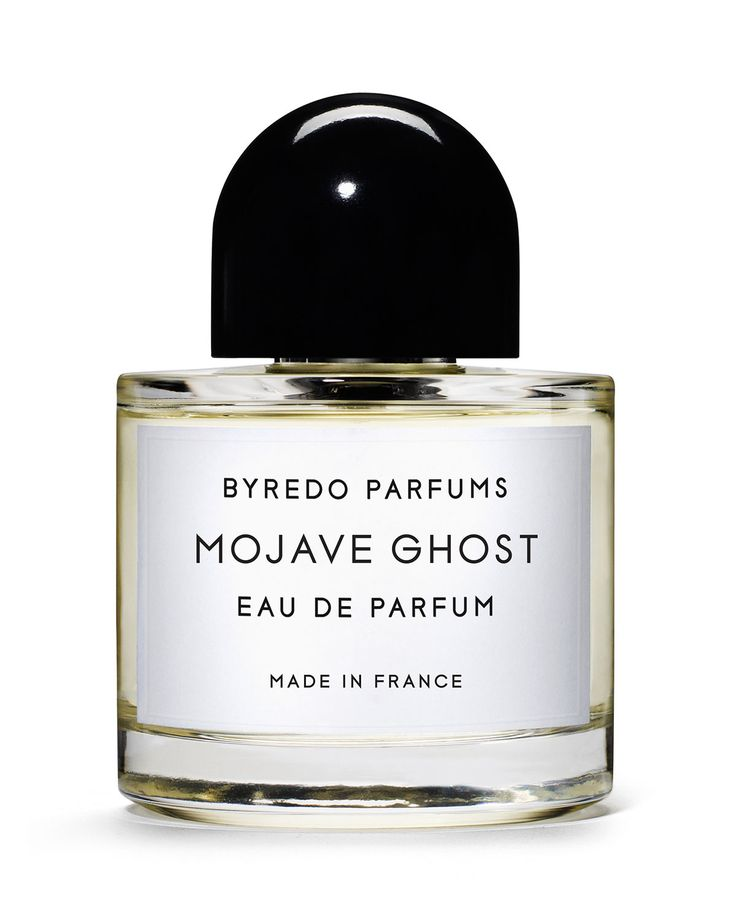 Byredo Mojave Ghost Eau de Parfum.  Top notes include ambrette and Jamaican nesberry, with heart notes of violet, sandalwood, and magnolia, held by base notes of Chantilly musk, crisp amber and cedarwood.  https://www.fragrantica.com/perfume/Byredo/Mojave-Ghost-27040.html. http://instagram.com/p/w4iDEmrcdX/?modal=true