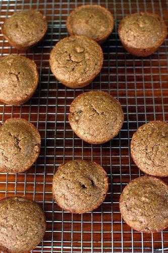 gluten-free whole grain muffins- easy interchangeable recipe, no weird ...