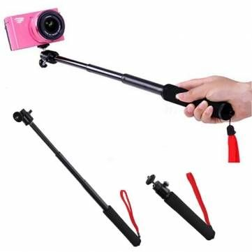 Telescoping Pole Handheld Monopod for Digital Camera Camcorder