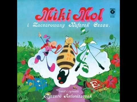 Miki Mol i zaczarowany kuferek czasu - bajka muzyczna