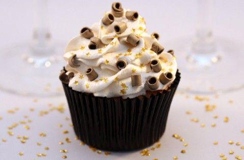 New year cupcakes recipe - goodtoknow