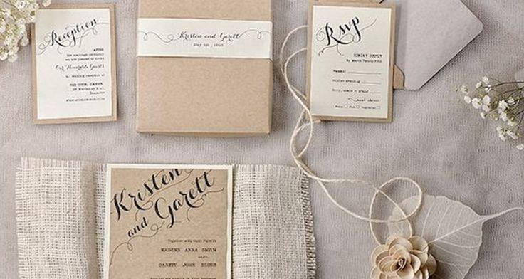 Wedding Announcements Vs Invitation Announcement Etiquette. #weddings #invitations #etiquette