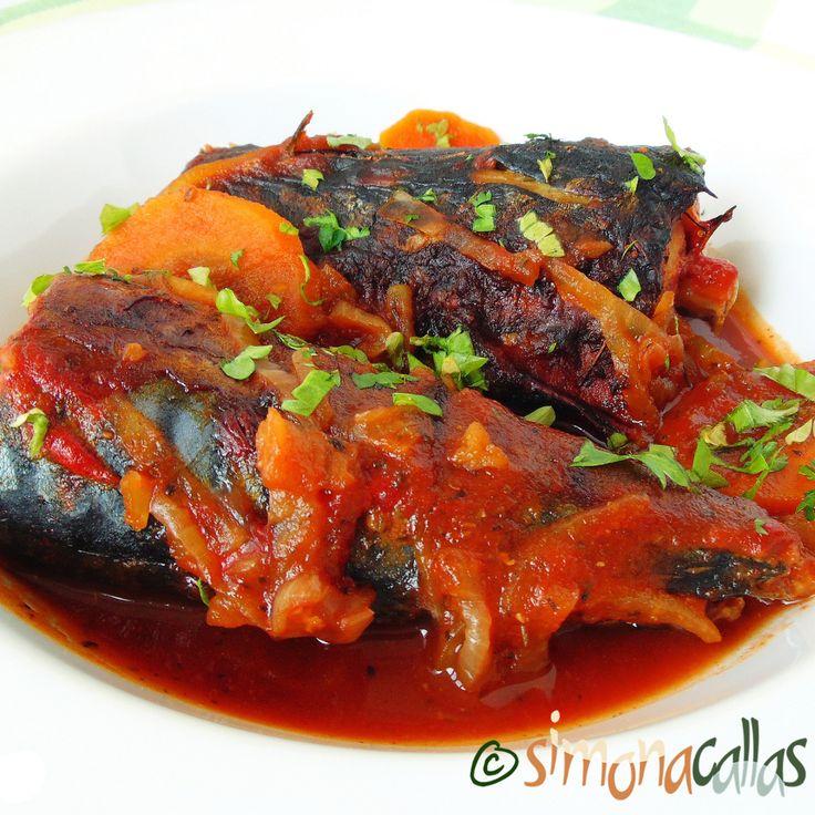 Macrou dietetic la cuptor in sos de rosii (o reteta sanatoasa si savuroasa) - simonacallas