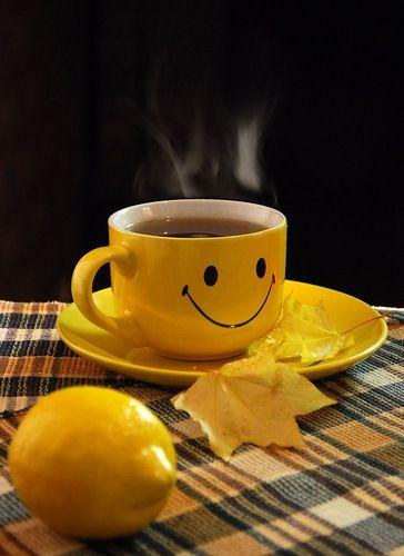 Impossible de commencer sa journée du mauvais pied avec une tasse de café ou de thé matinal comme celle-ci! En plus, c'est un projet super simple à réaliser! Venez nous visiter au Crackpot Café pour réaliser votre prochain projet de peinture sur céramique!