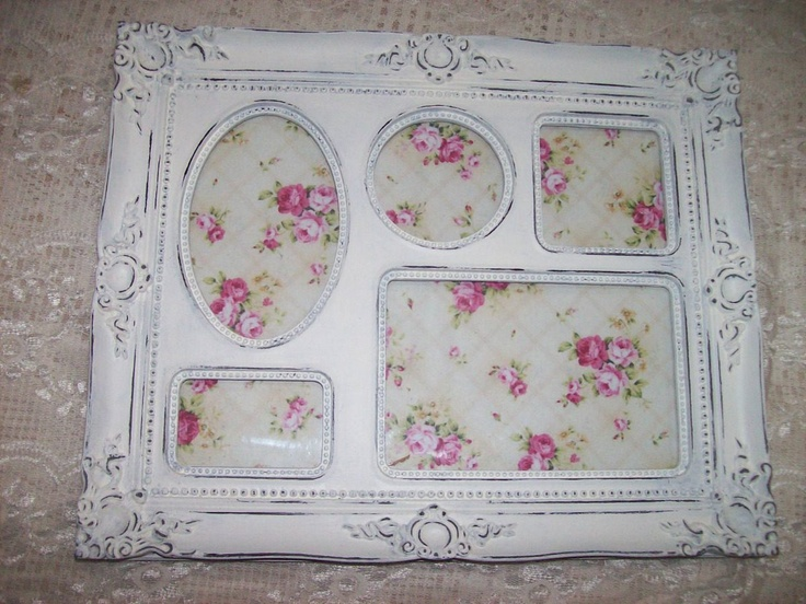 40 best images about marcos antiguos on pinterest frame - Cuadros shabby chic ...