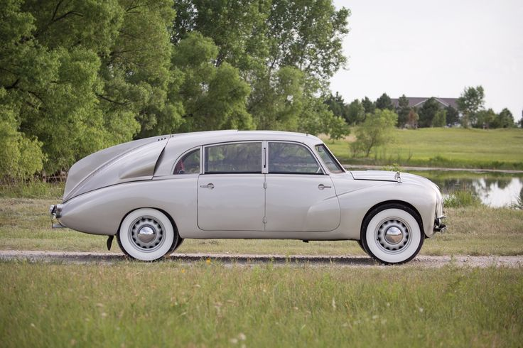 Tatra T87, 1948 - ©Courtesy of RM Auctions - the whole story: www.radical-classics.com, #tatra, #radicalmag