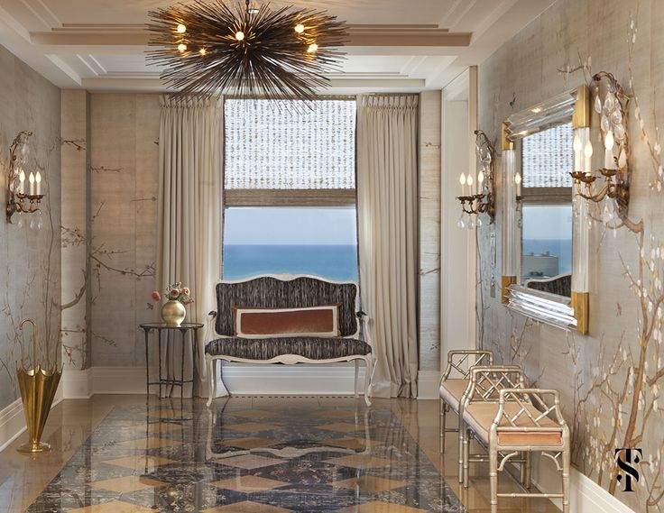 Browse Beautiful Images Of Summer Thornton Design S Palmolive Penthouse Project On Explore This Apartment In Chicago IL And Other Breath Taking Designs