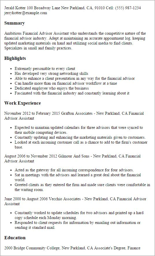 Pinterestu0027teki 25u0027den fazla en iyi Oracle Database fikri - sample resume financial advisor