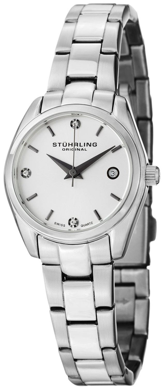 Reloj Stuhrling Original Clásico Ascot de Acero inoxidable   Antes:  $1,035,000.00, HOY: $227,000.00