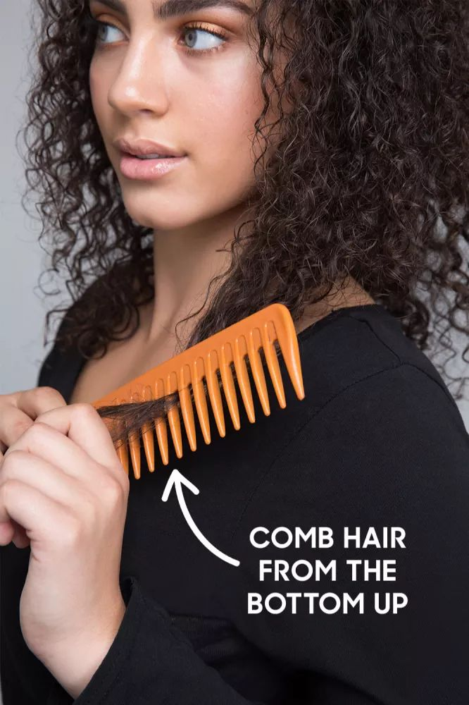 """We're obsessed with """"victory curls."""""""