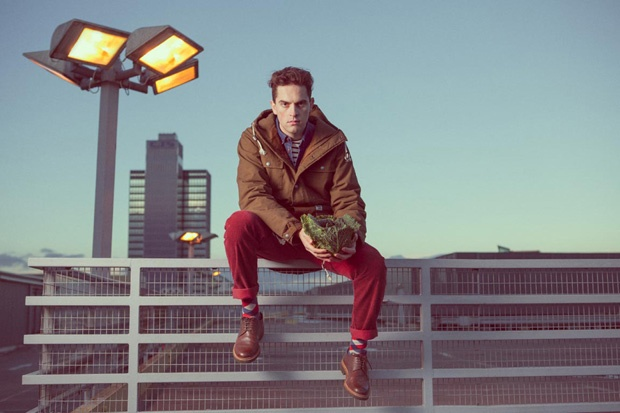 """Togs   Clogs 2012 Holiday """"The Forager"""" Lookbook"""