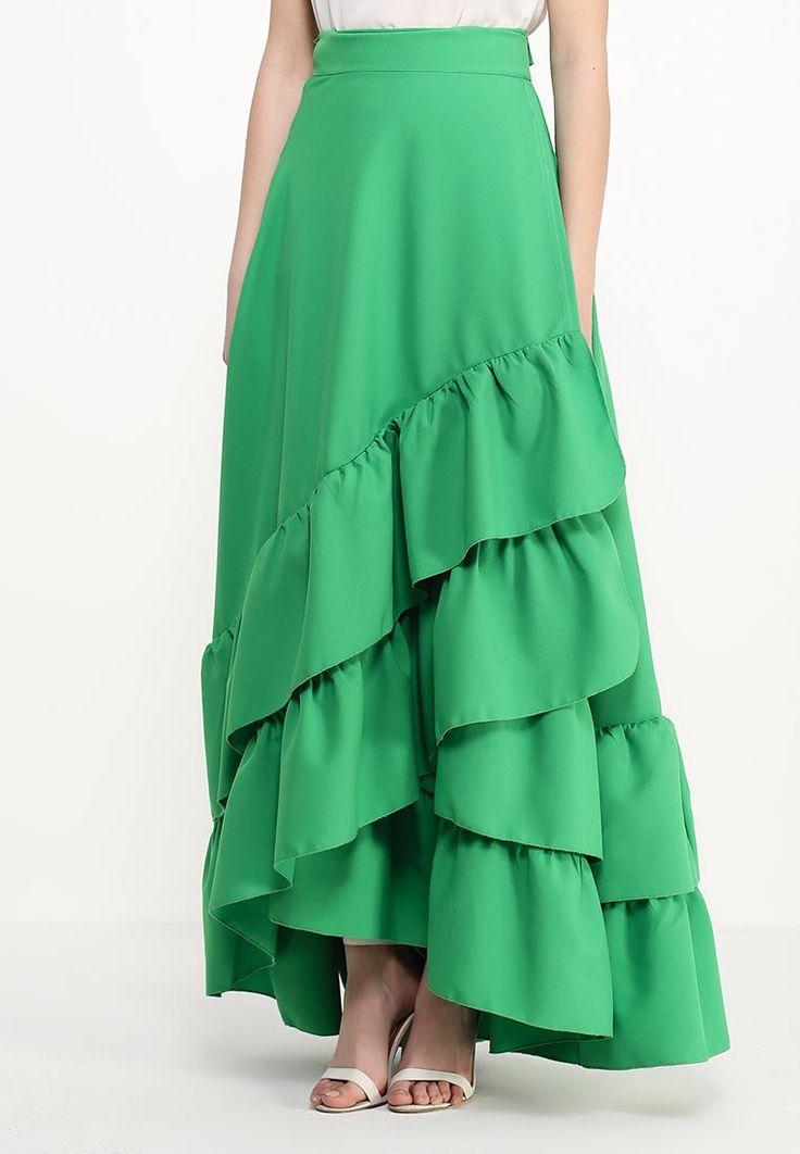 Многоярусная юбка в цыганском стиле — http://fas.st/J13aIq
