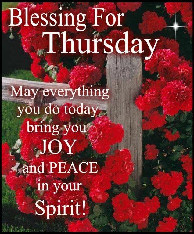 #thursday #morning #goodmorning #happy #day #blessings