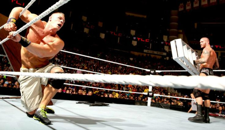 Throwback Thursday: All-Time Top 5 WWE TLC Matches Ahead Of 'WWE Tables, Ladde...