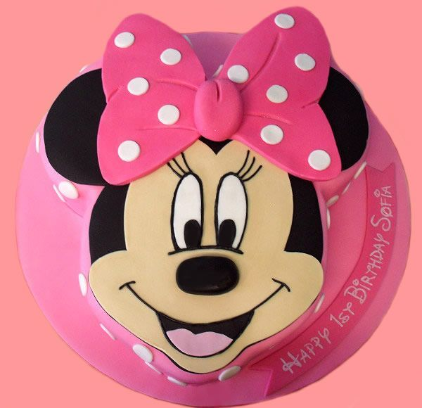 Minnie mouse head template joy studio design gallery for Minnie mouse cake template free
