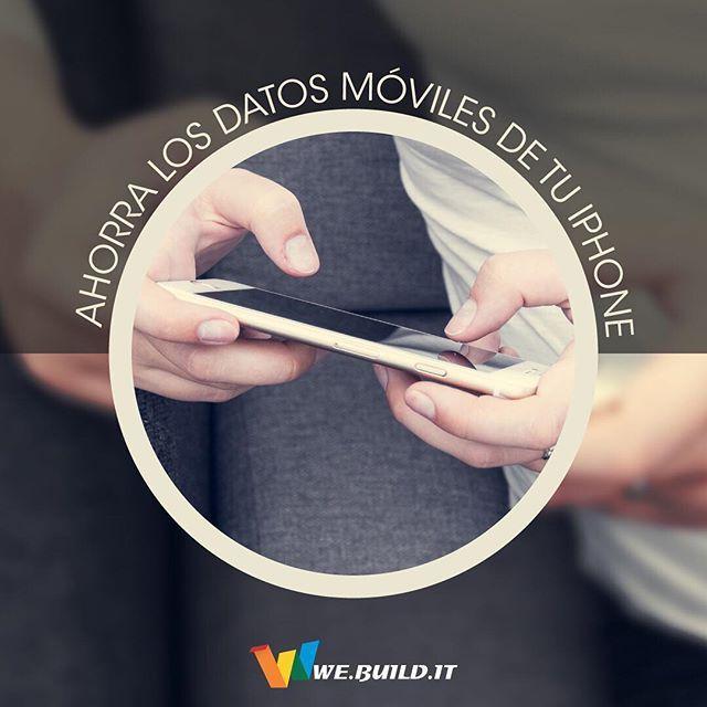 Los datos móviles usualmente están limitados a una cantidad de megabytes o gigabytes exacta que al mirar videos de Youtube, Netflix, o al subir imágenes a Instagram pueden terminar. También suelen ser muy consumidos por las actualizaciones de tus Apps. Si eres de los que quedan sin datos móviles antes de la fecha de pago de tu renta mensual, o vives buscando WiFi a cada lugar al que vas, solo debes ingresar a la configuración de tu iPhone y limitar el uso de datos de tus apps, dejando sólo…
