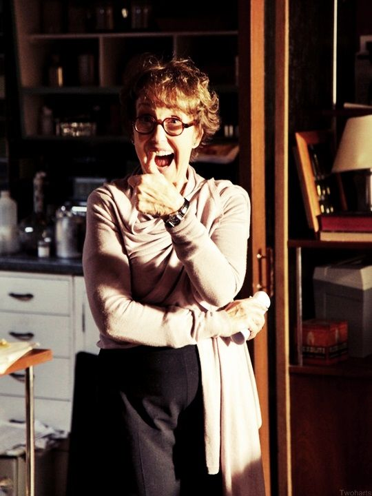 I'm sworn to secrecy about the plot of the new series, but one thing I can tell you is that my character has a lot more to do in it.  New Una Stubbs S4 Sherlock interview - ( x )  Making tea, foreshadowing, and kicking the arse of the British Government