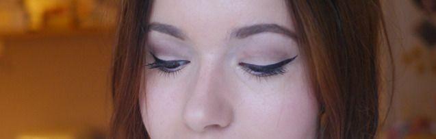 Stap voor stap: eyeliner met wing zetten
