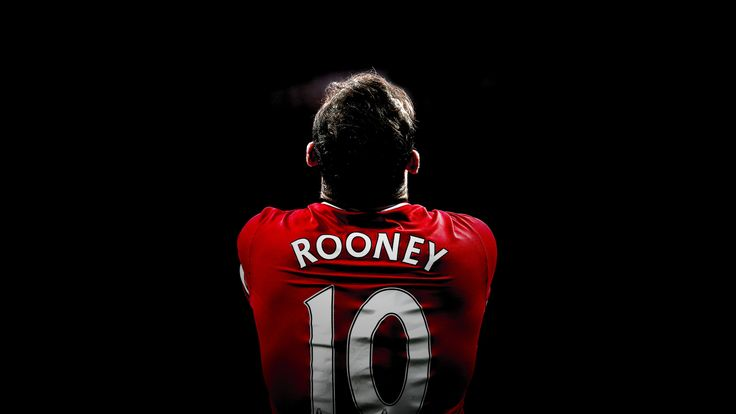 Wayne Rooney Manchester United Wallpaper
