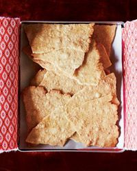 Crispy Whole Wheat-Maple Crackers Recipe on Food