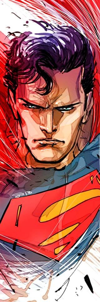 Superman by Carmine Di Giandomenico *                                                                                                                                                                                 More