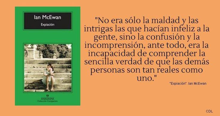 """""""Expiación"""" Ian McEwan un imprescindible"""