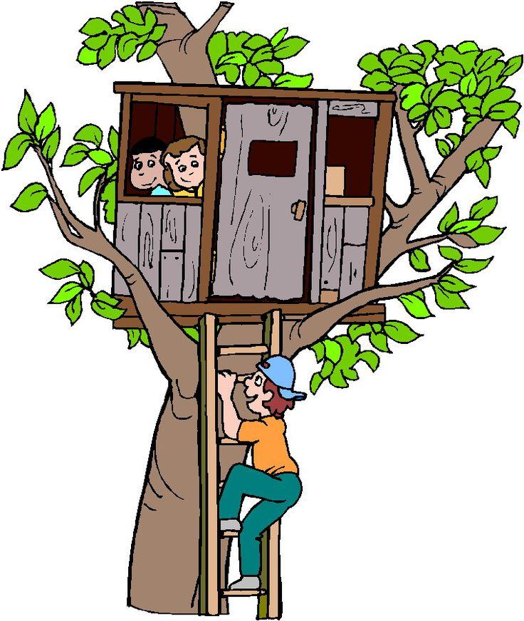 Tree House Clip Art Free