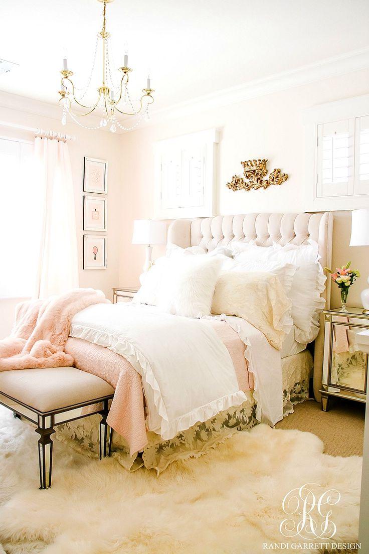 Best 25 lace bedroom ideas on pinterest farmhouse bedrooms bedrooms and diy lace ideas for How to decorate a pink bedroom