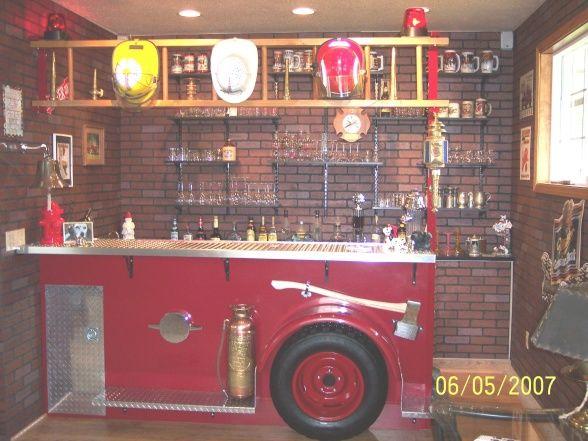 351 best Firefighter Man Cave images on Pinterest Firemen Fire