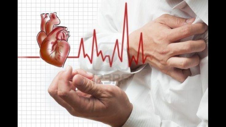 Antes de un infarto su cuerpo le enviará estas señales de advertencia – ...