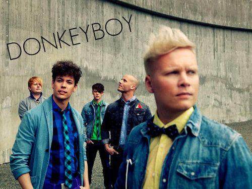 Donkeyboy.