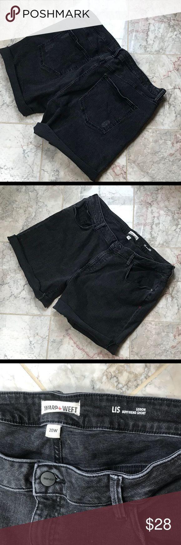 Warp + Weft Lisbon Boyfriend Short Size 20W These …