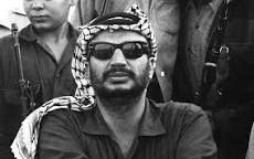 Yasser Arafat Former Chairman of the Palestine Liberation Organization