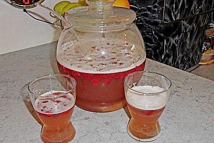 Himbeer - Weißbier - Bowle, ein tolles Rezept aus der Kategorie Bowle. Bewertungen: 18. Durchschnitt: Ø 4,5.