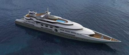 The Longest Private Yacht In The World