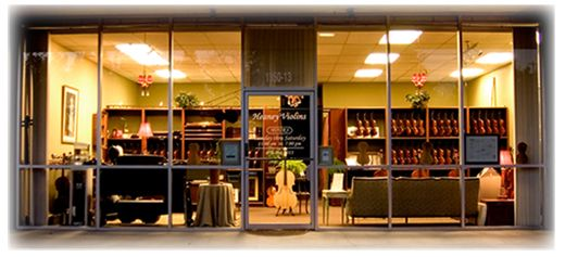 Heaney Violins in Mountain View, CA - Nice cellos, violas, violins, repairs, lessons -- & service!  650-564-9013
