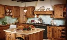 Country Kitchen  Decorating Samples