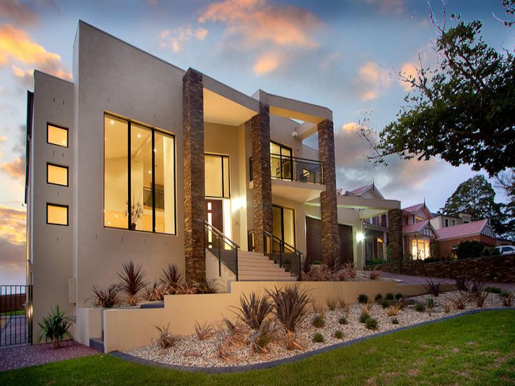 26 Best Beautiful Houses Images On Pinterest Modern