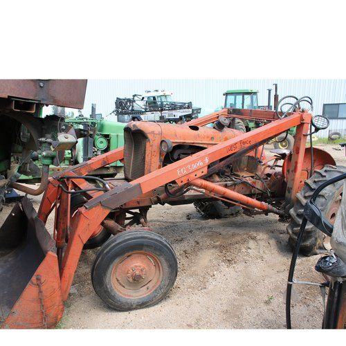 Used Allis Chalmers WD Tractor Parts | Home | Tractors