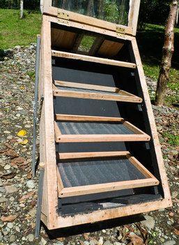 secador solar                                                                                                                             Mais