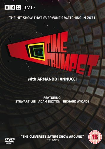 Time Trumpet [DVD]: Amazon.co.uk: Richard Ayoade, Matthew Holness, Adam Buxton, Jo Enright, Stewart Lee, Jo Neary, Mark Watson, Armando Iann...