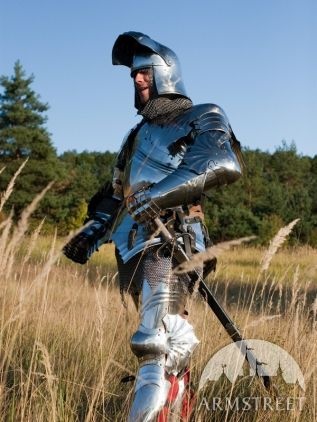 Day 11 - $5045 Medieval Knight Armor Sca Functional Suit.