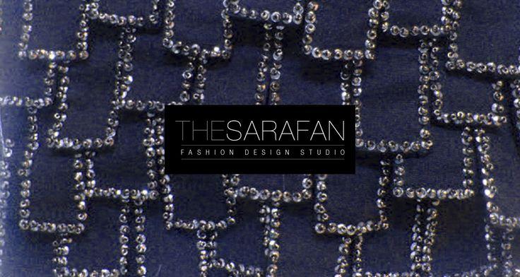 TheSarafan embroidery design