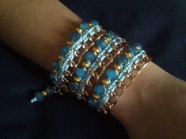 """Atollo"" #necklace / #bracelet"