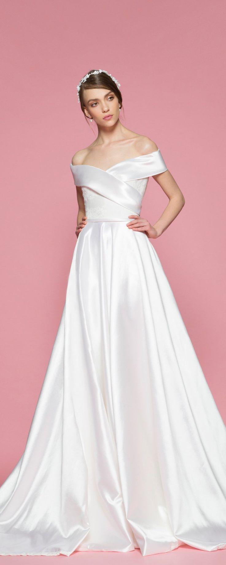 Magnífico Charlene Wedding Dress Imágenes - Colección de Vestidos de ...