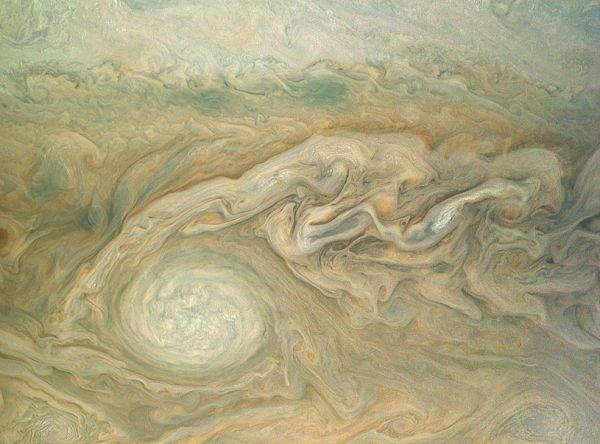 From its dynamic atmosphere to its hidden depths, the Juno spacecraft has Jupiter as never before — surprising NASA scientists with unexpected complexity.
